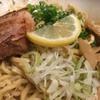 上野の『麺食堂一真亭』の坦々拌麺も食べてみた