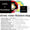 アルバム「Velvetic vistav Relation-ship」とその先