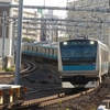 《JR東日本》【写真館314】高輪ゲートウェイ開業準備のために走った京浜東北線