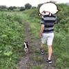 1年65日目 多摩川散歩