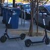 シリコンバレーで話題のレンタル電動スクーター