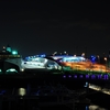 7年ぶり!横浜大さん橋にナッチャンWorld再来航!(1日目・夜ナッチャン編)
