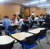 学部長が主宰して学部を構成する各委員会の長たちが集まる学部運営委員会は、毎月教授会の前の週の土曜日の朝に行われる。