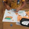 4年生:算数 四角形をしきつめる