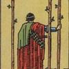 タロットカード:小アルカナ ワンドの3