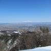 金峯山山頂から。