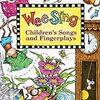 【英語の歌・CD】Wee Sing Children's Songs and Fingerplays 幼児におすすめ。英語の歌&手遊びのバイブル これ一冊に70以上の曲や言葉遊びや手遊びが収録されています。