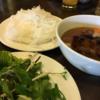 【肉】ハノイでフォーでは無く、肉つけ麺ブンチャーを食べる