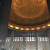 東南アジア最大のイスティクラル・モスクにやってきた。テロや大規模デモの心配も薄れて安心して見学できました。