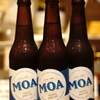 数量限定特価&価格改定!ニュージーランド・マールボロにてワイナリーの息子が醸造の一杯♪『MOA Session Pale ALE』