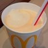今日からマクドナルドで新発売 マックシェイク 北海道メロン