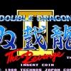 PS4「アーケードアーカイブス ダブルドラゴンII ザ・リベンジ」レビュー!復讐ってマジでつらい!前作から難易度も含めパワーアップ!