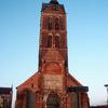 ロケットのような形をした教会があるドイツ・ヴィスマールを街歩き