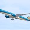 ANA=ベトナム航空のコードシェア提携により関空路線にA350導入!