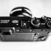 【富士フイルムのカメラ初心者】FUJIFILM X100Fの初期設定と設定方法【デジカメのセッティング】