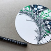 【Zentangle】ゼンタングル・プロジェクトパック09:3日目