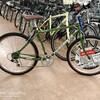 オールドスタイルMTBな自転車!