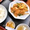 【グルメ】福しんの豚キムチ定食✨