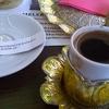 初めてのトルココーヒー占い@タクシム/ Taksim