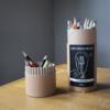【色鉛筆の収納】ちょっとした高さが使いやすさを変える!
