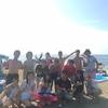 2017.8.11海&BBQ in 淡路島 慶野松原海水浴場 & 慶野松原一般キャンプ場