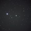 いびつ NGC7625 ペガスス座 さて行方は?