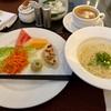 2018年01月 ル ロイヤルメリディアン上海(上海世茂皇家艾美酒店)③ ル ロイヤルクラブラウンジ(朝食)