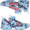 "【1月発売予定】スニーカー抽選情報  ""VETEMENTS × REEBOK CLASSIC INSTAPUMP FURY GRAFFITI 2.0 BLUE"""