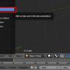 【Blender/python】Blenderの自作アドオンの作り方(その1)