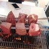 ゴールデンウィークにシュラスコ!! 今回は肉増量!! イチボ(1kg)とランプ(1kg→2kg)