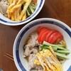 うどん乾麺で作る冷やし中華