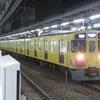 《西武》【写真館385】「としまえん」へ多くの乗客を運んだ黄色い西武車