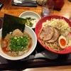 ずんどう屋@新宿の野菜あつもり極濃つけ麺