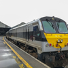 InterCity-Enterprise Dublin Connolly→Belfast Central Standard