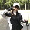 ゴルフウェア姿の生田衣梨奈さんが超カワイイ!!