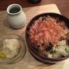 クワサルで酒と蕎麦(浅草)