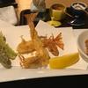 品川プリンスホテル38F「味街道五十三次 天婦羅 小田原」でコース料理を堪能