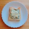 カルシウムごはん★ちりめんチーズのりトースト