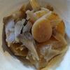 新生姜と大根とゴボウの煮物