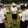 体育祭練習が始まりました!
