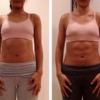 腹筋ローラーを1ヶ月やり続けたら劇的な変化が起こった。