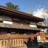 「味鋺神社」(名古屋市北区)(再)〜高速初詣その1〜