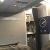 ルフトハンザLH2482便でミュンヘンからロンドンヒースロー空港まで