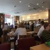ロンドンでWifiならPRET A MANGERカフェがオススメ。