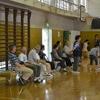 親子で楽しむ輪投げ大会開催