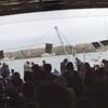 うしろがた漁港祭りと海峡サーモン祭り