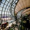 バンコク・スワンナプーム空港での乗り継ぎ時間の過ごし方 ~パスポートにスタンプを捺してもらおう~