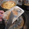 幸運な病のレシピ( 956 )夜:餃子、ビンチョウマグロ、汁