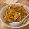 【東京餃子食堂】パンチの効いた久米川最強の辛ねぎ味噌ラーメン