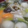 レクチンフリーポークと野菜のスープ